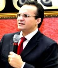 """Marco Feliciano elogia postura do pastor Samuel Ferreira, que diz não ter ido à Marcha para Jesus porque não quer """"aplaudir homens"""""""