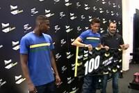 Em uma peneira de futebol com mais de 2 mil inscritos, apenas dois jovens evangélicos são selecionados para testes no Barcelona. Assista
