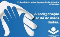 """Sociedade Bíblica do Brasil promove seminário sobre dependência química: """"A recuperação se dá de mãos dadas"""""""