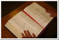 Pesquisa: com que frequência você lê a Bíblia?