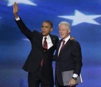 """Obama e democratas recebem críticas  por retirarem a palavra """"Deus"""" da plataforma"""