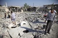 Bairros cristãos são destruídos na Síria, e população abadona território em massa