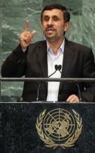 Ahmadinejad defende nova ordem mundial em discurso na ONU