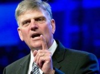 """""""O espírito do anticristo está rondando os EUA"""", diz Franklin Graham"""