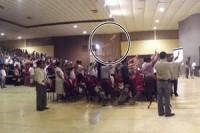 """""""Mão de Deus"""" aparece em reunião de oração no México"""
