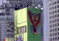 Pastor da Bola de Neve entra em polêmica com grafiteiros devido a desenho de coruja e acusa artistas de fazer apologia a seita