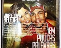 """""""Em Poucas Palavras"""": Vitor Belfort e sua esposa, Joana, lançam CD de aconselhamento cristão para casais"""