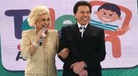 Hebe Camargo: Silvio Santos ressalta ações sociais apoiadas e mantidas pela apresentadora