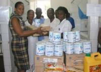 Associação Beneficente Cristã e Igreja Universal trabalham no combate à desnutrição infantil em Moçambique