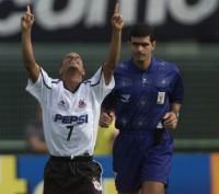 """Marcelinho Carioca afirma que ser evangélico o tirou das Copas do Mundo de 94, 98 e 2002: """"Injustiçado"""""""