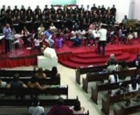 Igrejas evangélicas de diversas denominações se unem em musical de fim de ano