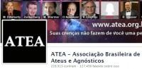ATEA causa revolta ao publicar foto com corpos de vítimas do incêndio em boate para questionar existência de Deus