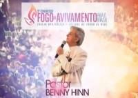 Benny Hinn estará no Brasil durante o carnaval participando do Congresso Fogo de Avivamento, ao lado de Marco Feliciano