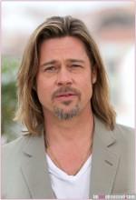 Ator Brad Pitt estaria negociando para interpretar Pôncio Pilatos em filme escrito por brasileira, diz site