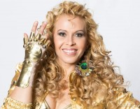 """Joelma da banda Calypso fala sobre virar cantora gospel: """"Tenho essa promessa de Deus"""""""
