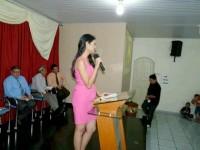 Candidata a Miss Amazonas, Luciana Souza abandona concurso para evangelizar