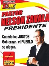 Pastor pré-candidato a presidente no Equador promete proibir filmes e shows de rock no país