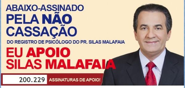 abaixo-assinado pro-silas malafaia