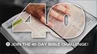 Três mil membros de uma igreja se propõem a ler o Novo Testamento inteiro durante a Quaresma