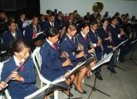 Tocando em Frente: projeto da Filarmônica 2 de Janeiro oferece formação musical e artística a crianças e adolescentes