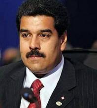 """Presidente em exercício da Venezuela diz que Hugo Chávez foi """"Cristo Redentor dos pobres"""""""