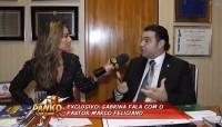 Vídeo – Pastor Marco Feliciano concede entrevista a Sabrina Sato, do Pânico na Band, e fala sobre as polêmicas em torno da Comissão de Direitos Humanos, vida e família. Assista na íntegra
