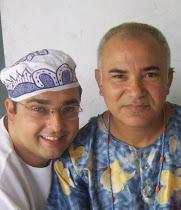 Sergio Pina (à direita)
