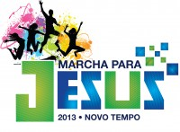 """Marcha para Jesus 2013: evento será realizado no dia 29 de junho com o tema """"Novo Tempo"""""""