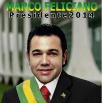 Campanha para Marco Feliciano se candidatar a presidente da República em 2014 tem mais de 65 mil apoiadores no Facebook