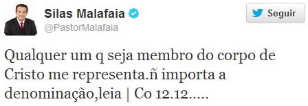twitter silas malafaia