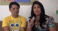 """Vídeo – """"Sou a favor do Marco Feliciano. Sei que estou errado"""", diz homossexual em entrevista à cantora Vanilda Bordieri. Assista"""