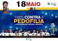 """""""Todos contra a pedofilia"""": Fernanda Brum, André Valadão, Rodolfo Abrantes e outros artistas gospel se unem no combate à pedofilia"""