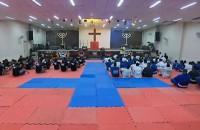 Especial sobre fé e esporte do programa SporTV Repórter mostra testemunhos de jovens que praticam jiu-jitsu em igreja evangélica. Assista