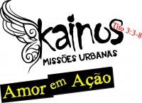 Kainos Missões Urbanas: grupo atua junto a moradores de rua oferecendo comida, roupa e inclusão social