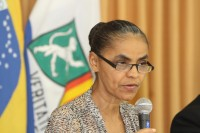 """Marina Silva diz que pastor Marco Feliciano """"não tem condições"""" para presidir Comissão de Direitos Humanos"""