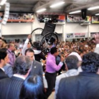 Pastor Abílio Santana desafia apresentador Jô Soares a mostrar milagre ocorrido no Congresso de Missões dos Gideões; Assista