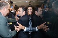 """Deputados pedem ao presidente da Câmara retirada de projetos ligados à homossexualidade da Comissão de Direitos Humanos; Feliciano diz tratar-se de """"jogo político"""""""