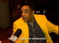 Daniela Mercury se aproveitou do pastor Marco Feliciano para se promover, afirma Agnaldo Timóteo na TV