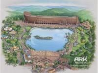 Fundadores de parque de diversões cristão com réplica da Arca de Noé correm contra o tempo e buscam doações para início das obras
