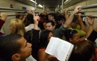 Justiça proíbe cultos em trens de passageiros no Rio de Janeiro após registro de mais de cem reclamações