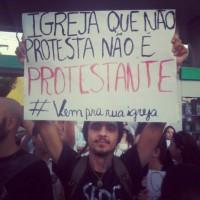 #VemPraRua: Lideranças cristãs listam motivos para que fiéis se juntem aos protestos sociais por melhorias no Brasil