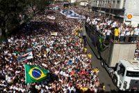 Marcha para Jesus em São Paulo reune 2 milhões de pessoas; veja fotos, videos, pregações, testemunhos e depoimentos