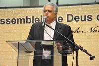 Pastor Sóstenes Apolos da Silva faleceu em Brasília, aos 64 anos, vítima de câncer