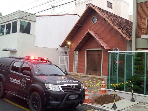 Presbitério da Igreja Maranata foi interditado por ordem da Justiça