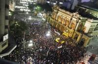 #ProtestosBR: Protestos em SP são fruto de campanha contra a Universal em eleições, diz blog de Edir Macedo