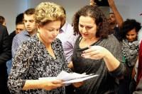 Presidente Dilma Rousseff recebe grupo evangélico e movimentos juvenis para diálogo sobre protestos sociais