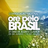 """""""Vamos Orar na Rua"""": Evangélicos se reúnem nas ruas do Brasil em campanha nacional de oração"""