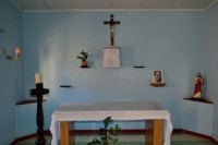 Bebê dado como morto é colocado em altar de igreja e ressuscita milagrosamente; Entenda