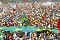 Ministério Público quer impedir novos gastos do governo na Jornada Mundial da Juventude; Despesas totais podem ser de R$ 350 milhões