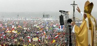Peregrinos da Jornada Mundial da Juventude terão seus pecados perdoados pelo papa